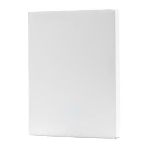 Zestaw z notesem Blanes, biały