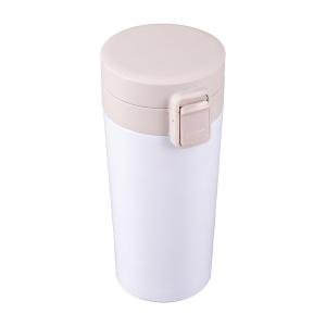 Kubek izotermiczny Casper 350 ml, biały