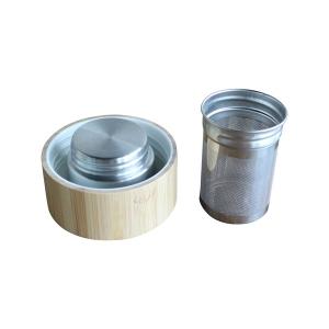 Szklana butelka z zaparzaczem herbaty Gourmet 600 ml R08273.42