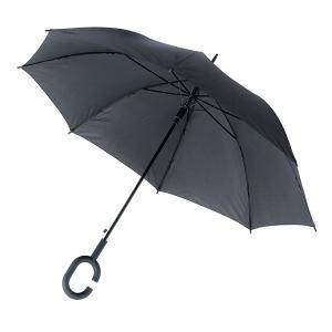 Parasol automatyczny Olten, czarny