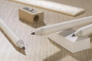 Ołówek papierowy OLOV z nadrukiem, 19818-01