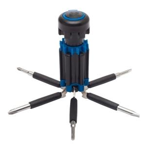 Zestaw narzędzi Magnetic, niebieski