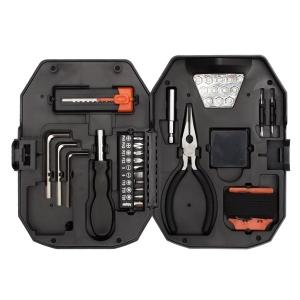 Zestaw narzędzi Smart DIY, czarny