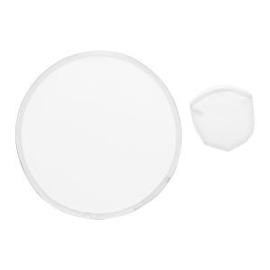 Frisbee, biały