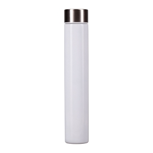 Kubek izotermiczny Simply Slim 240 ml, biały