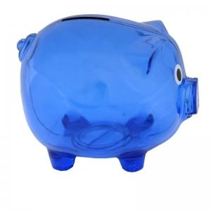 Skarbonka Moneywise, niebieski