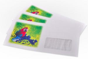 koperty firmowe z logo